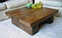 Elegant Rustic Coffee Tables
