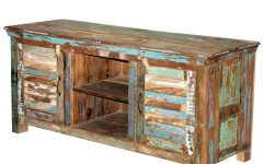 Recycled Wood Tv Stands