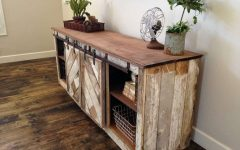 Rustic Sideboards Buffets