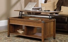 Top Lift Coffee Tables