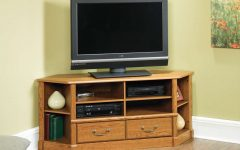 Corner Tv Stands with Drawers