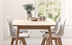 Scandinavian Dining Tables and Chairs