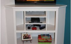 White Tall Tv Stands