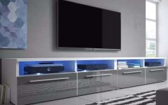 Double Tv Stands