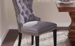 Pilo Grey Side Chairs