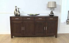 Dark Sideboards