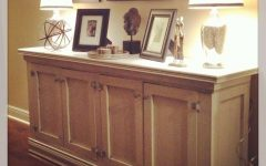 Pottery Barn Sideboards