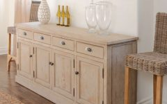 Whitewash Buffets Sideboards