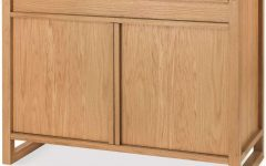 Slim Oak Sideboards