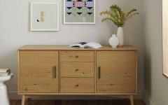 West Elm Sideboards
