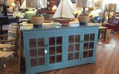 Glass Door Buffet Sideboards