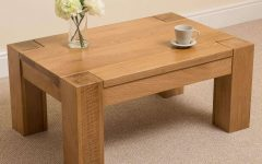 Square Shaped Coffee Tables