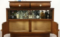 Sideboards Bar Cabinet