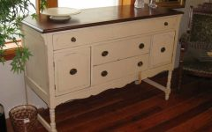Annie Sloan Painted Sideboards