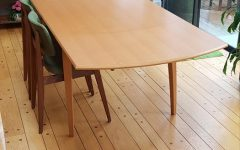 Tylor Maple Solid Wood Dining Tables