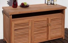 Outdoor Sideboards Cabinets