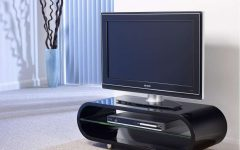 Ovid Tv Stands Black