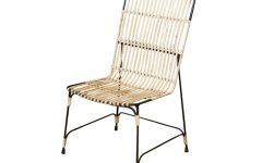 Magnolia Home Entwine Rattan Arm Chairs