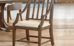 Magnolia Home Revival Arm Chairs