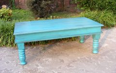 Blue Coffee Tables