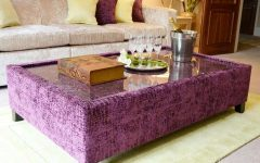 Fabric Coffee Tables