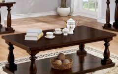 Jessa Rustic Country 54-inch Coffee Tables