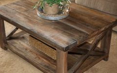 Rustic Looking Coffee Tables
