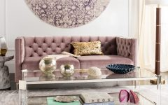 Safavieh Couture Gianna Glass Coffee Tables