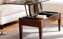 Hinged Top Coffee Tables