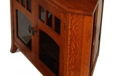 Solid Wood Corner Tv Stands