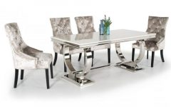 Chrome Dining Sets
