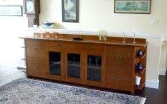 6 Foot Sideboards