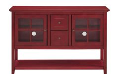 Red Sideboards Buffets