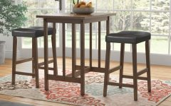 Hood Canal 3 Piece Dining Sets