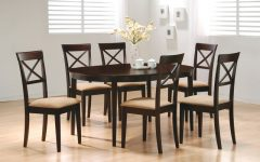 Crawford 7 Piece Rectangle Dining Sets
