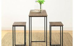 Wallflower 3 Piece Dining Sets