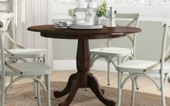 Valencia 5 Piece 60 Inch Round Dining Sets
