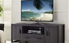 Grey Wooden Tv Stands