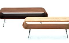 Coffee Table Rounded Corners