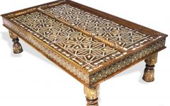Indian Coffee Tables