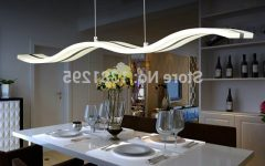 Led Dining Tables Lights