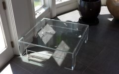 Modern Acrylic Coffee Tables