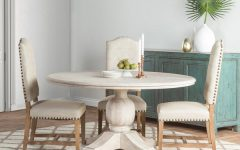 Valencia 60 Inch Round Dining Tables
