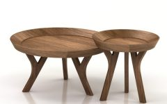 Moraga Barrel Coffee Tables