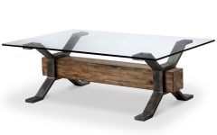 Sawyer Industrial Reclaimed Rectangular Cocktail Tables