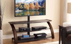 Tv Stands with Led Lights in Multiple Finishes