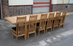 Big Dining Tables For Sale