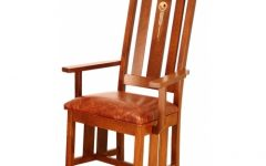 Craftsman Arm Chairs