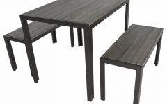 Maloney 3 Piece Breakfast Nook Dining Sets